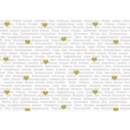 2,85 EUR//m² Geschenkpapier Rolle Herzen Heart to Heart 200cmx70cm hochwertig